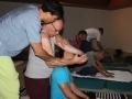 Massage mit Carlos