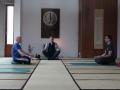 Yoga, Meditation & Berührung mit Uwe